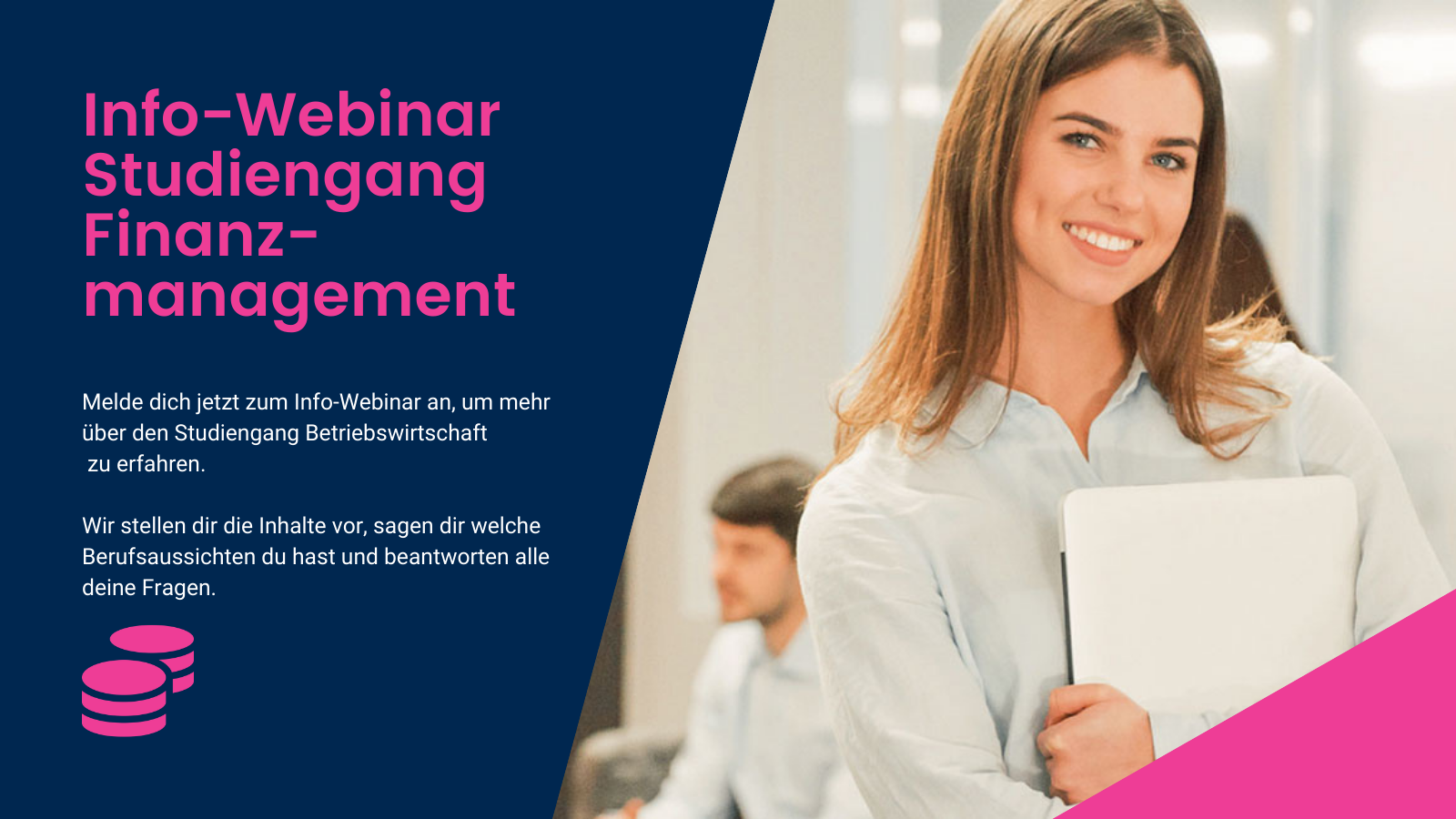 Infowebinar Finanzmanagement